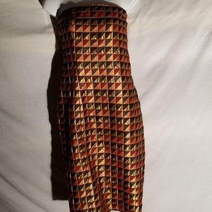 Speigel strapless dress